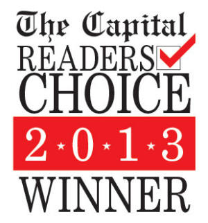 Capital Readers Choice Award
