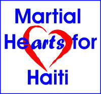 Martial Hearts for Haiti